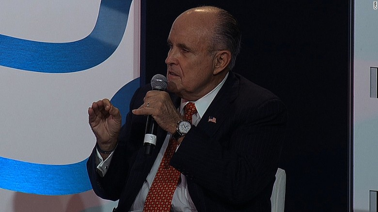 Giuliani: Waterboarding more humane than drone strikes?