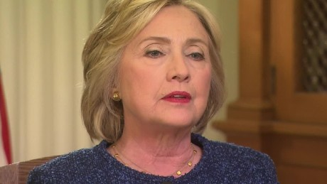 Hillary Clinton: 9/11 became personal for me