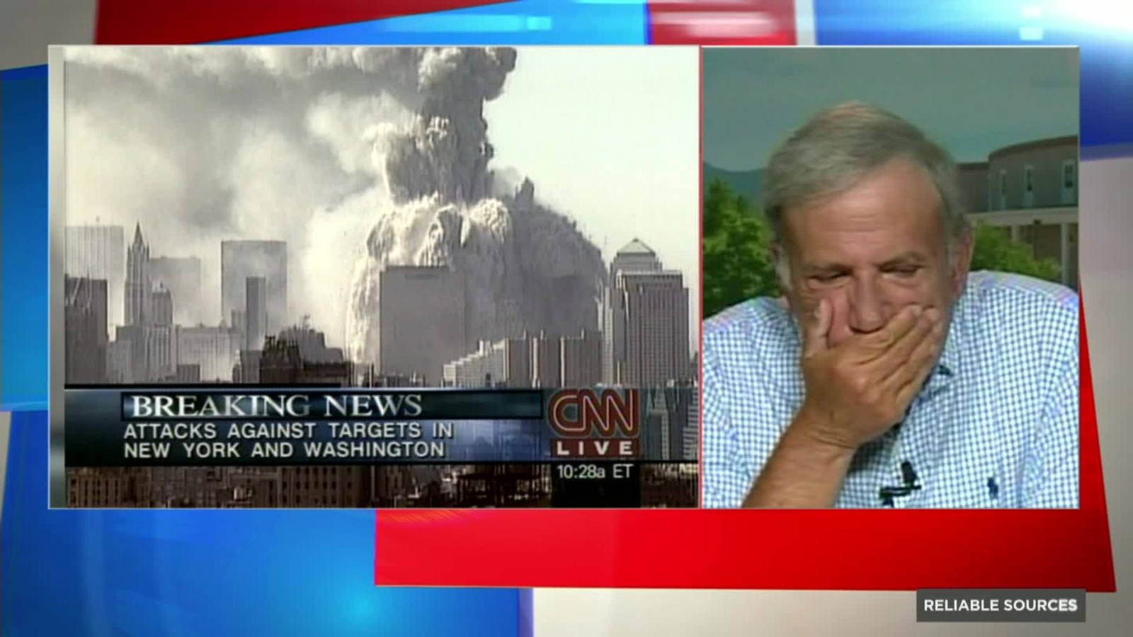 What It Was Like To Anchor The News On 9/11   CNN Video Part 54