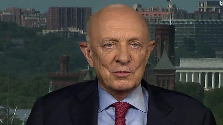 Ex-CIA director to advise Trump SOT ATH _00003426