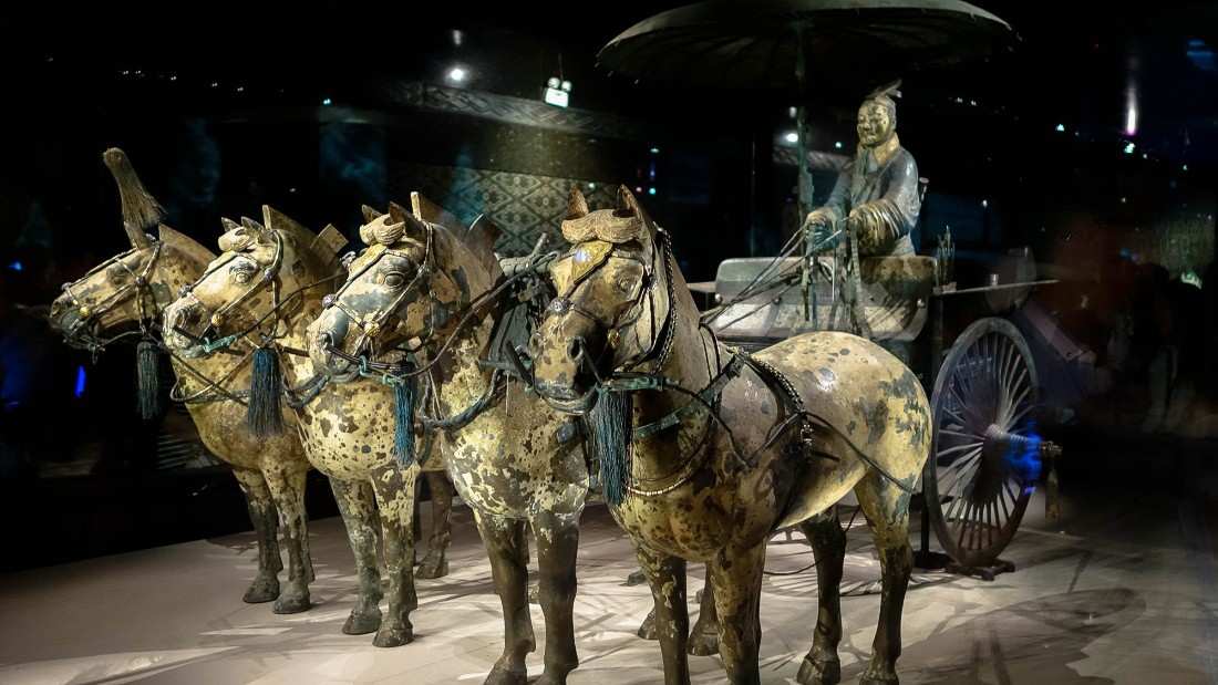 7 best things to do in Xi'an: Terracotta Warriors and more ...  7 best things t...