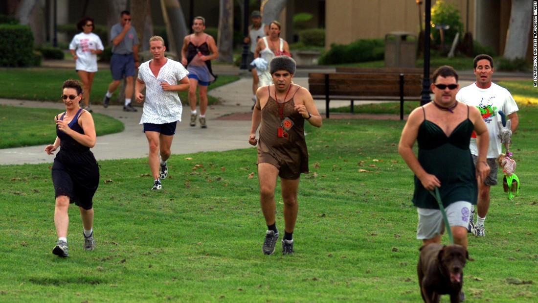 Fitness Tribes: Hash House Harriers, the most fun run club? - CNN