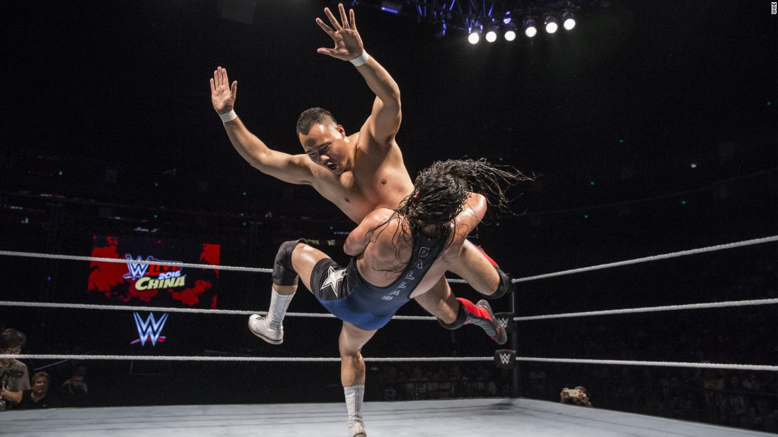 wwe in china will prowrestling fly or flop cnn