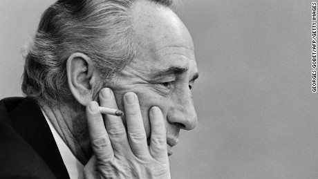 A look back at the life of Shimon Peres