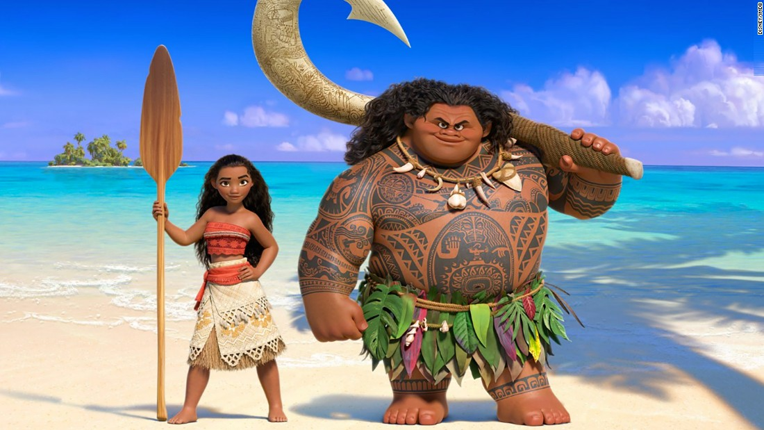"<strong>""Disney's Moana"":</strong> A chieftain's daughter answers the call of the ocean in order to break a curse in this hit Disney animated film. <strong>(Netflix)</strong>"