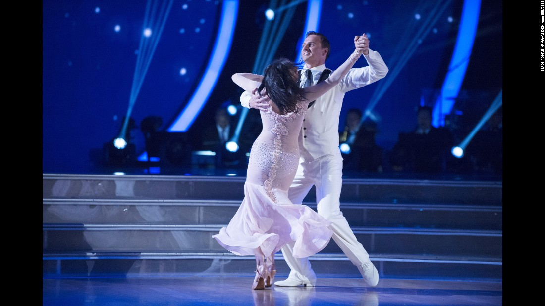 "US Olympic swimmer Ryan Lochte dances with Cheryl Burke during an episode of ""Dancing with the Stars"" in Hollywood on Monday, September 12. Two <a href=""http://www.cnn.com/2016/09/12/entertainment/ryan-lochte-dancing-with-the-stars/"" target=""_blank"">protesters rushed the stage</a> after Lochte's performance. Lochte has been widely criticized after <a href=""http://www.cnn.com/2016/08/19/sport/ryan-lochte-instagram-apology/index.html"" target=""_blank"">admitting he ""over-exaggerated"" claims</a> that he and fellow swimmers were robbed at gunpoint during the Rio Olympics."
