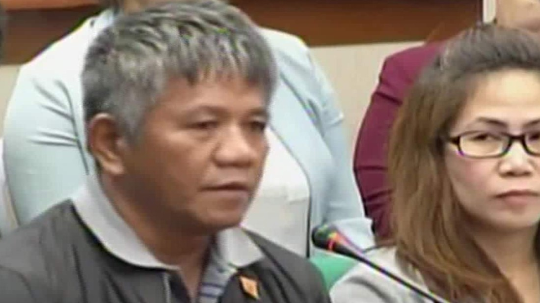 Alleged Duterte hitman denied protection after tell-all testimony