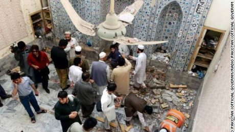 Jamaat-ul-Ahra, which claimed credit for the bomb attack, has carried out several major attacks in Pakistan this year.