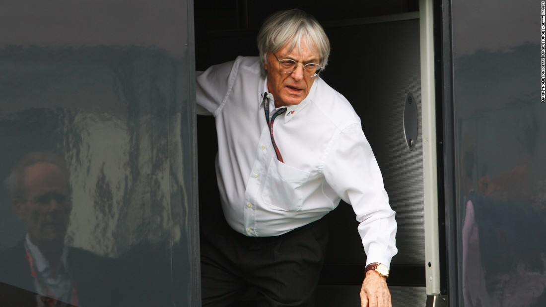 "Ecclestone's control of F1 is now over. At the 2016 Italian Grand Prix, people from across the paddock lined up outside his motorhome -- known as ""The Kremlin"" -- for an audience with F1's puppet master."