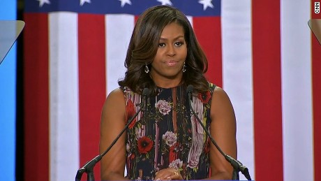 First lady Michelle Obama addresses birther controversy