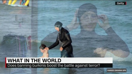 What in the World: To ban or not to ban the burkini