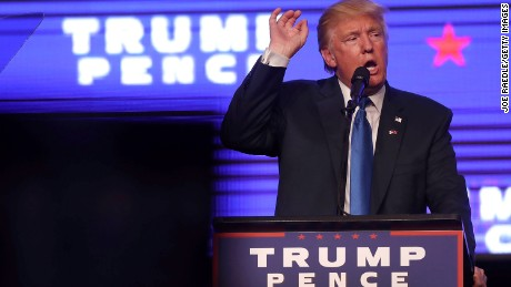 Is Trump's candidacy a model for online extremists?