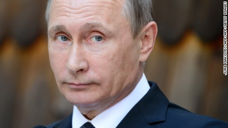 Putin calls claims of US election meddling 'fictional'