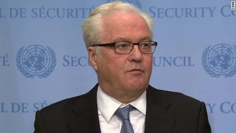 Vitaly Churkin, Russia's ambassador to UN, dies suddenly at 64