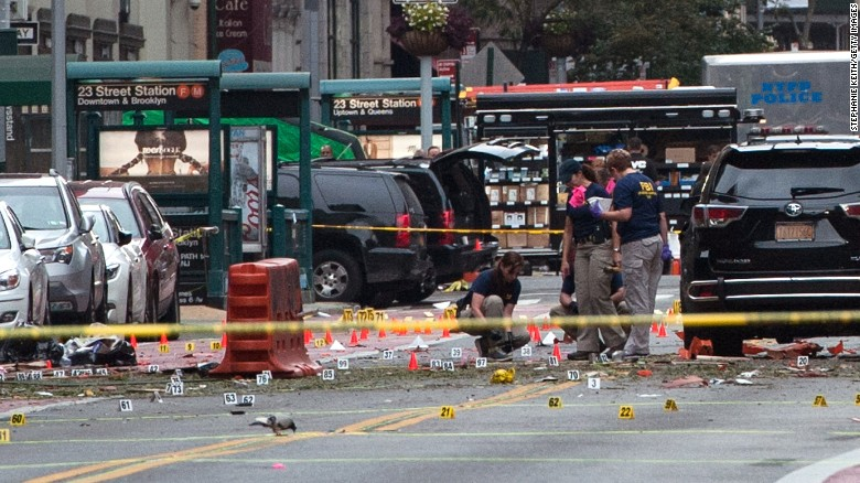 Investigators: Possible terror cell behind bombings
