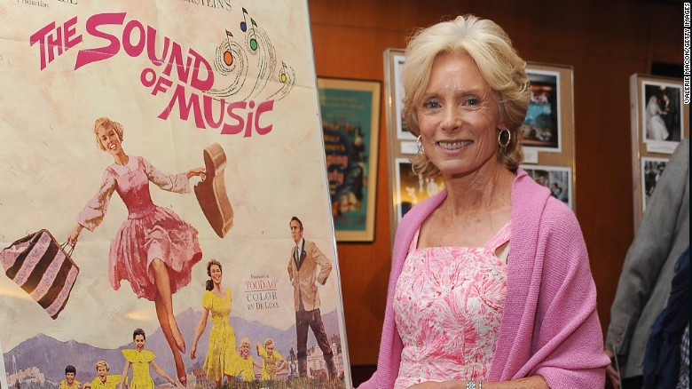 'The Sound of Music' actress dies