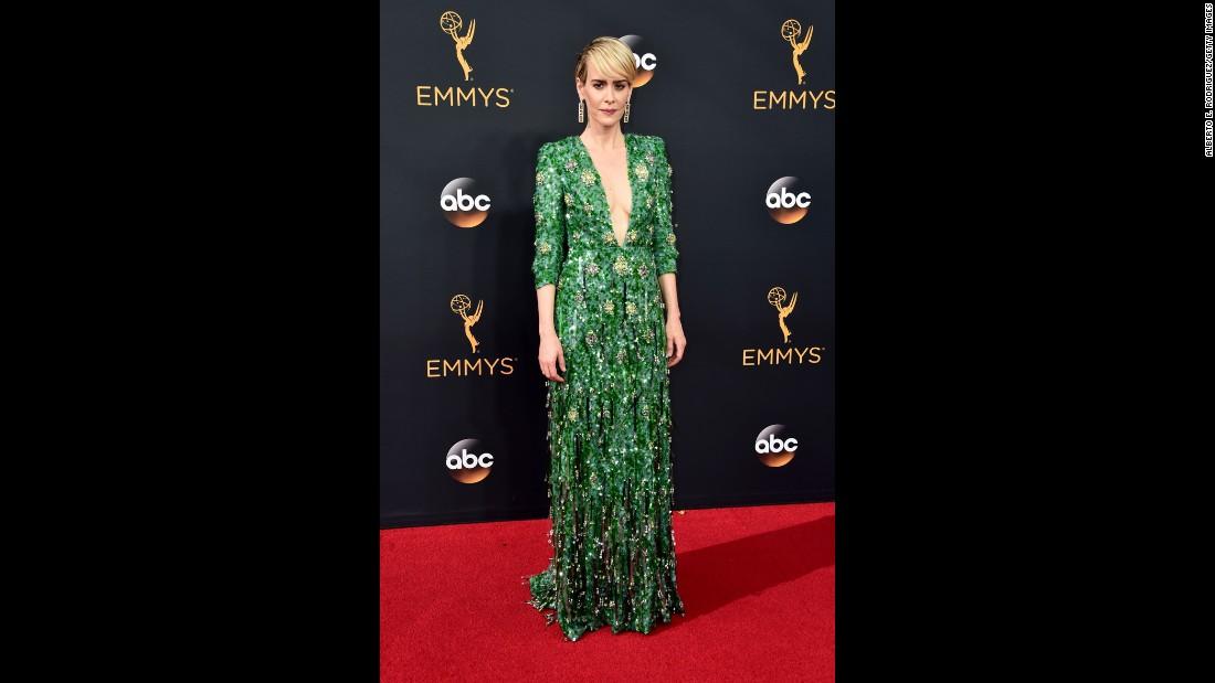 Emmys showcase diversity and variety, while bashing Donald Trump