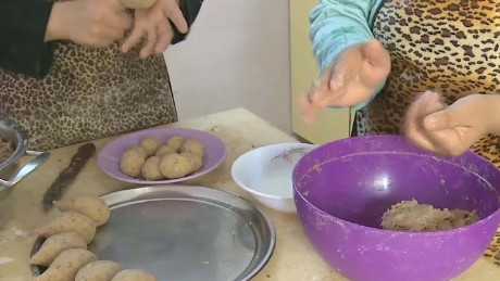 United by food: Syrian refugees cook their way through trauma in Cairo