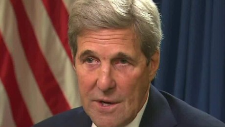 Kerry doesn't believe Russia will affect the election