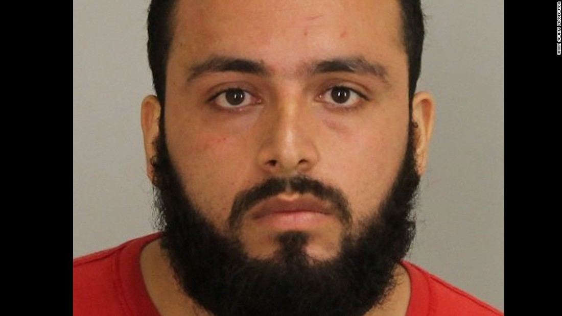 Bombing suspect Ahmad Khan Rahimi pleads not guilty