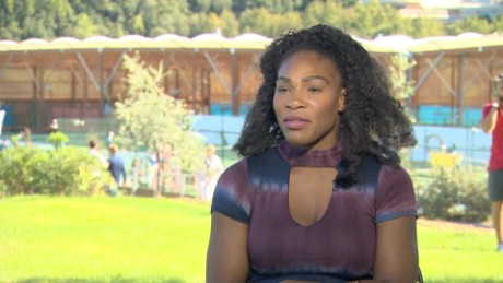 Serena Williams: 'Tired of playing unhealthy'