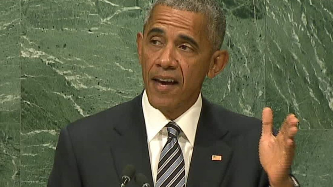 Obama at UN warns Americans against walls and nationalism