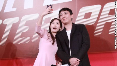 "Wang Sicong has been nicknamed ""the nation's husband"" online."