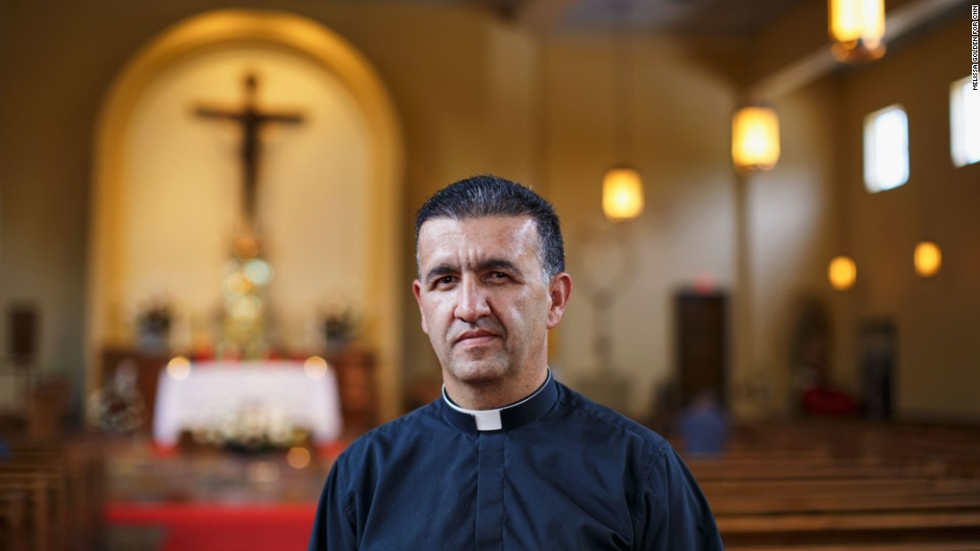 "The Rev. Guillermo Aristizabal says Albertville's growing immigrant population has made his parish one of the largest in the Southeast. About 2,800 families are members, and when there are big festivals, he says, ""it looks like a Latin American town."""