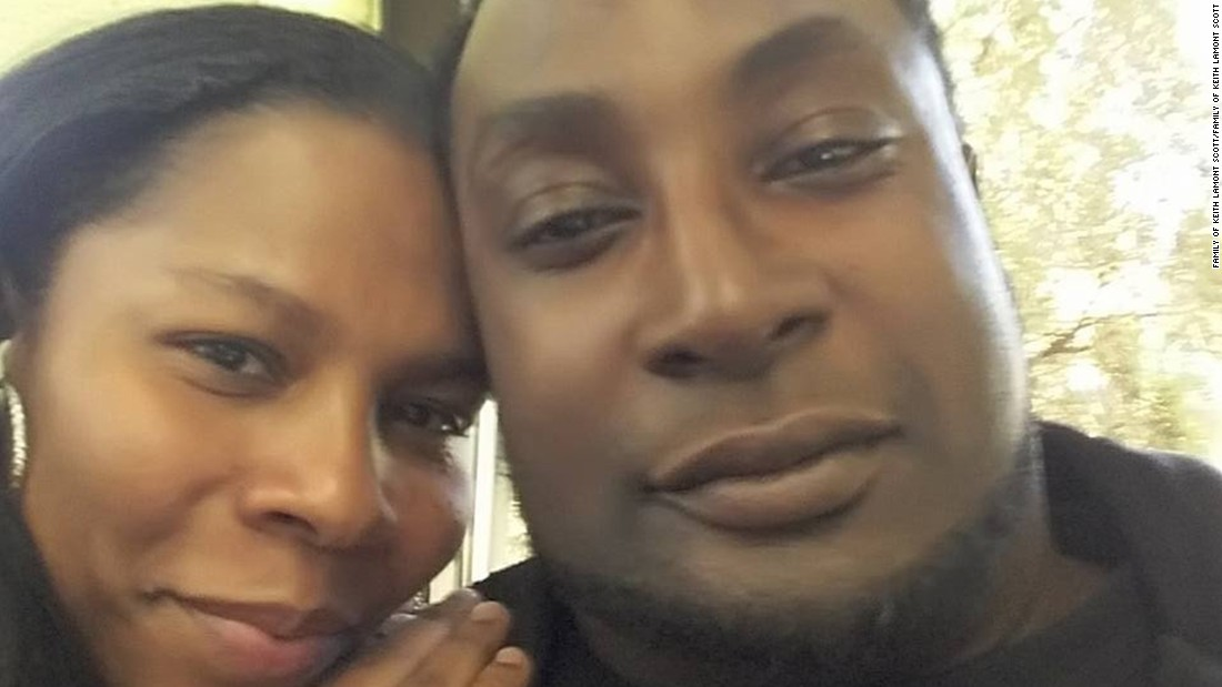 Charlotte police shooting: Family says video is unclear on reported gun