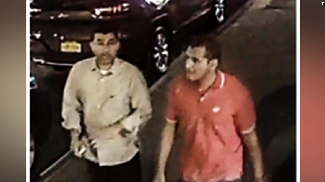 New York bombing: Investigators seek 2 witnesses