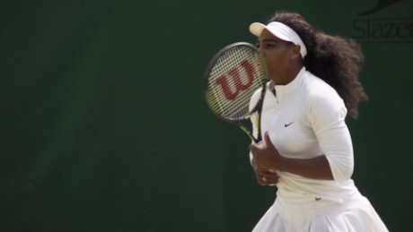 Serena Williams' coach makes predictions
