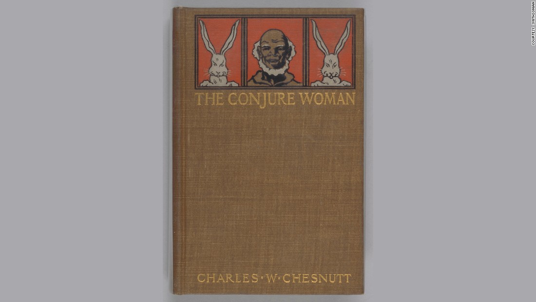 "Charles W. Chesnutt 's ""Conjure Woman"" was first published by Houghton Mifflin Harcourt in 1899 and is considered an iconic work of African-American literature of the time."