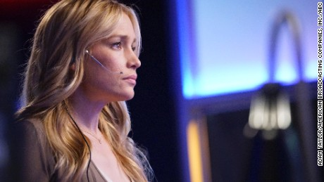 "A scene from ""Notorious,"" starring Piper Perabo. (ABC/Adam Taylor)"