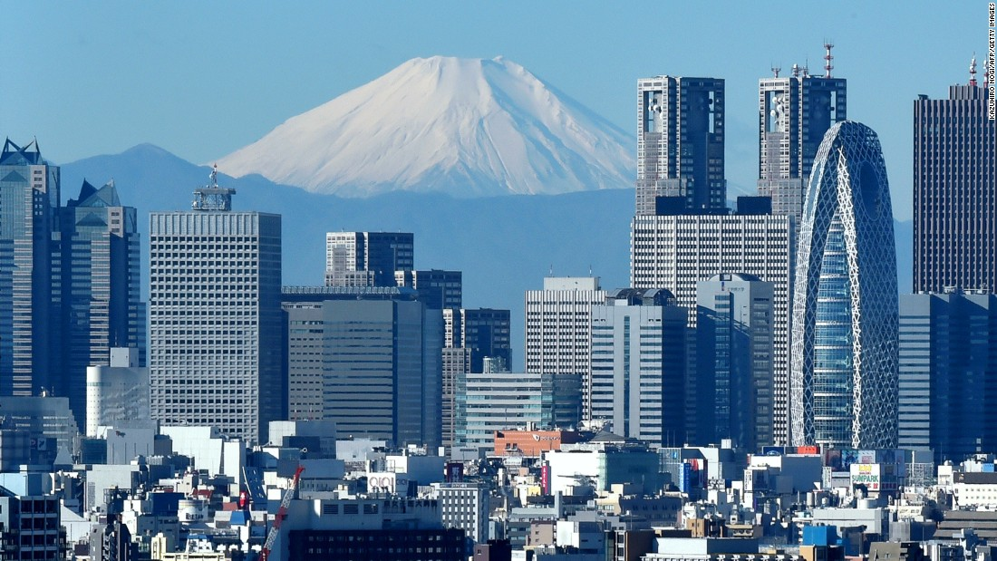 Tokyo Is The World S Greatest City 50 Reasons Why Cnn Travel