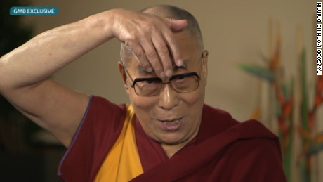 dalai lama has no worries about president elect donald trump dalai lama has no worries about president elect donald trump cnnpolitics