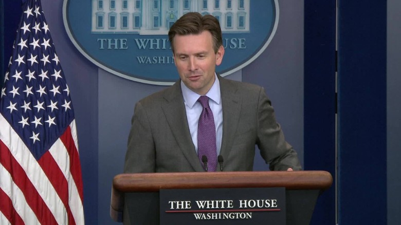 wh press secretary josh earnest talks about hack _00004516