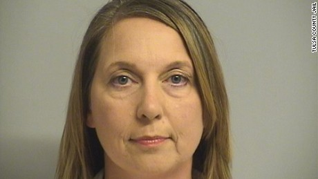 Police Officer Betty Shelby has been charged with felony manslaughter.