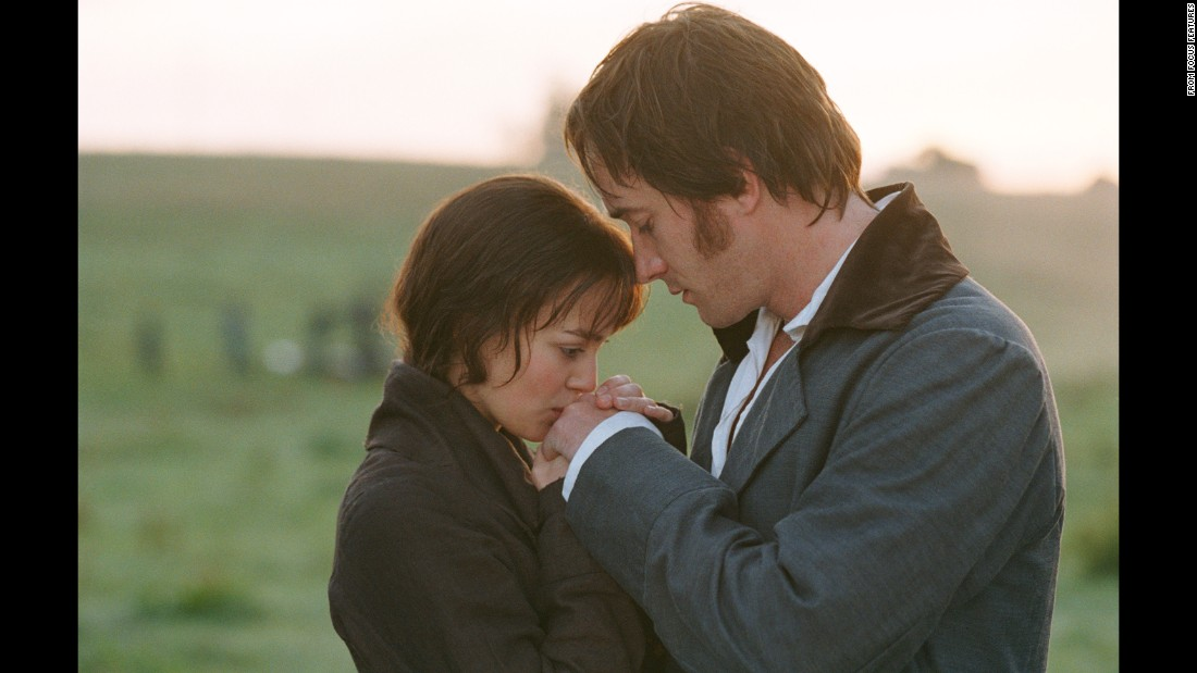 "<strong>""Pride and Prejudice"": </strong>Keira Knightley and Matthew Macfadyen bring Jane Austen's characters to life in this 2005 version of the classic film. <strong>(Amazon Prime) </strong>"