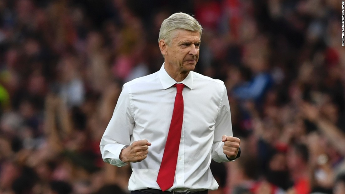 Arsene Wenger celebrated his 20th anniversary in charge at Arsenal with a 3-0 win over archrivals Chelsea. It was his side's first win against their West London counterparts since 2011.