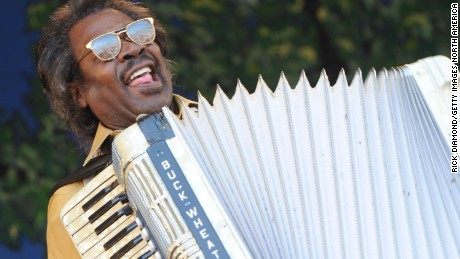 Grammy and Emmy Award winner Stanley Dural Jr., also known as Buckwheat Zydeco, died Saturday in Lafayette, Louisiana at the age of 68.