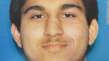 Arcan Cetin, 20, was charged with killing five people last year.