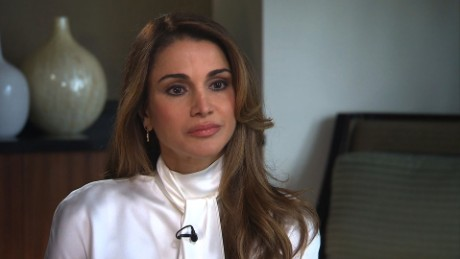 Queen Rania on Jordan's fight against extremism