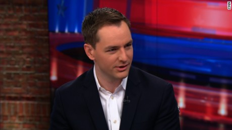 robby mook donald trump bill clinton comment reax newday_00010822