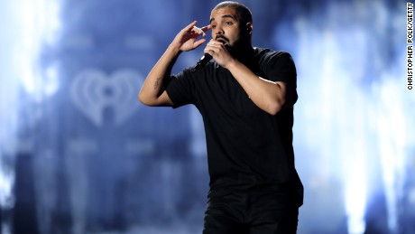 A woman was arrested recently for allegedly breaking into Drake's house.