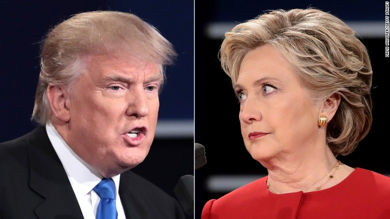 The first presidential debate in under 2 minutes