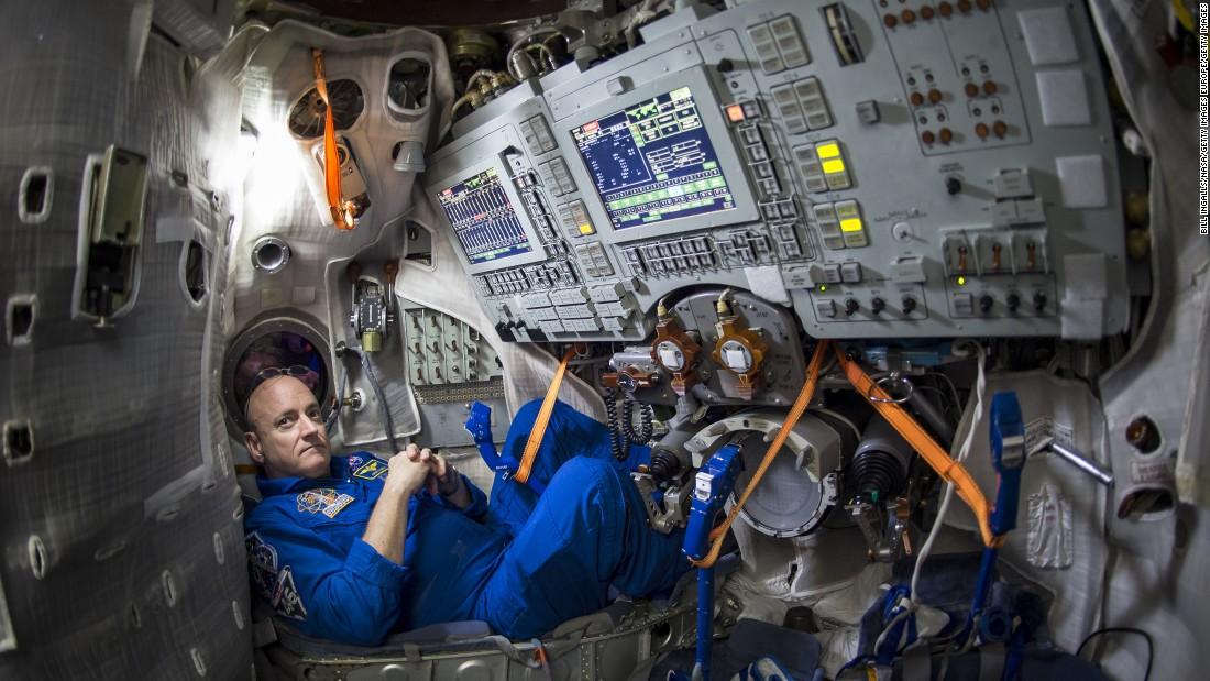 Astronaut Scott Kelly: We're ready for Mars