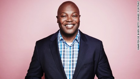 Cheo Coker from Netflix's 'Luke Cage' poses for a portrait during the 2016 Television Critics Association Summer Tour at The Beverly Hilton Hotel on July 27, 2016 in Beverly Hills, California.