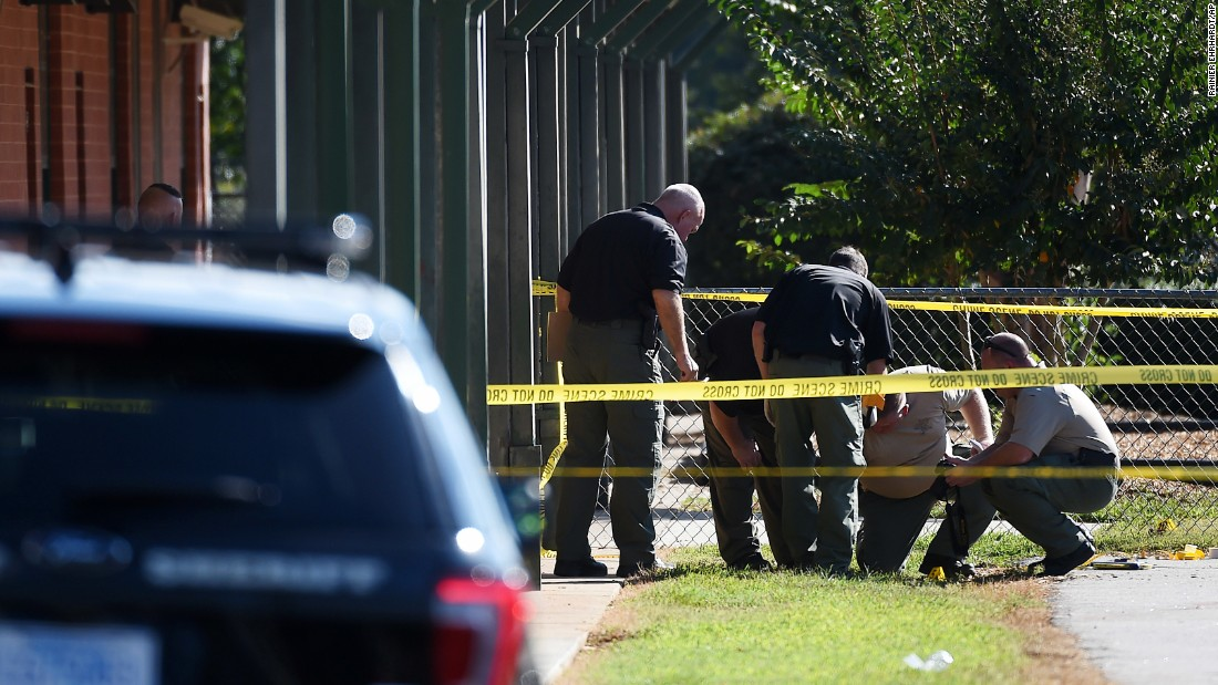 SC shootings: Three wounded at school, man dead at home