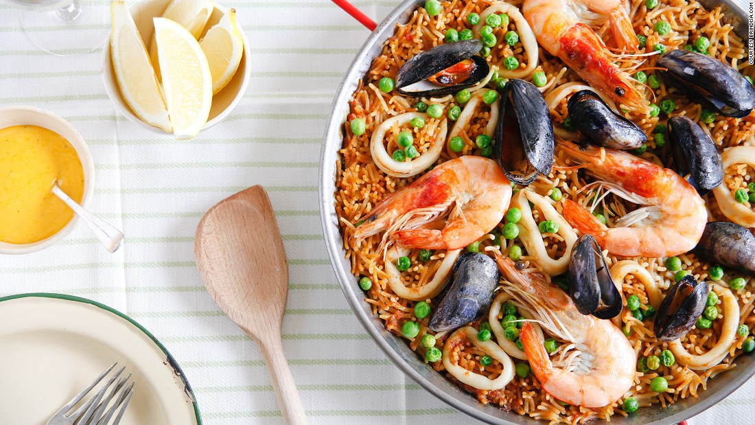 Main Dish Of Spain Part - 18: 14 Spanish Dishes You Should Try -- From Churros To Jamon | CNN Travel