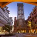 masdar wind tower